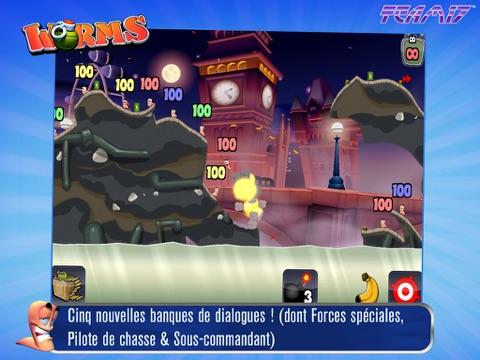 Screenshot #6 pour Worms HD