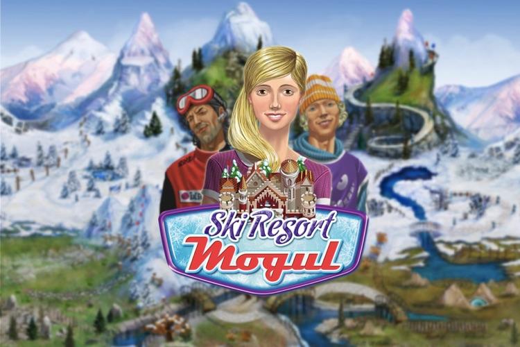 Ski Resort Mogul Lite screenshot-4