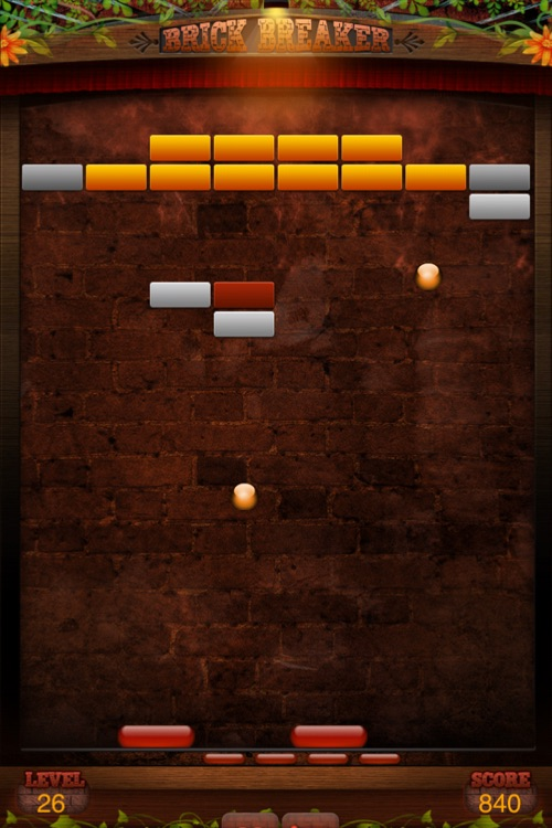 Brick Breaker!! screenshot-3