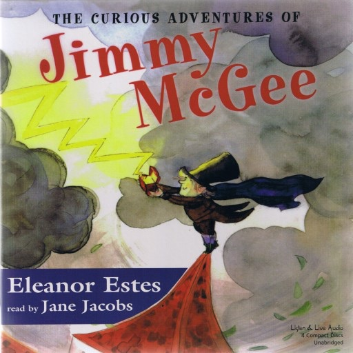The Curious Adventures of Jimmy McGee (Audiobook)