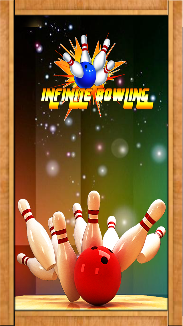 Infinite Bowling : The Sport Championship Pin League Alley