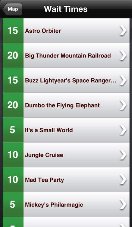 Disney World Maps & More Box Set screenshot-4