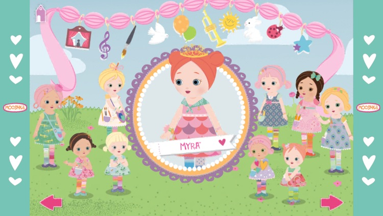 Mooshka: Myra's Birthday Surprise.