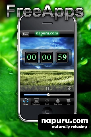 Relax Raindrops screenshot-4