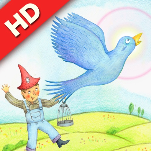 The Blue Bird: HelloStory - Lite