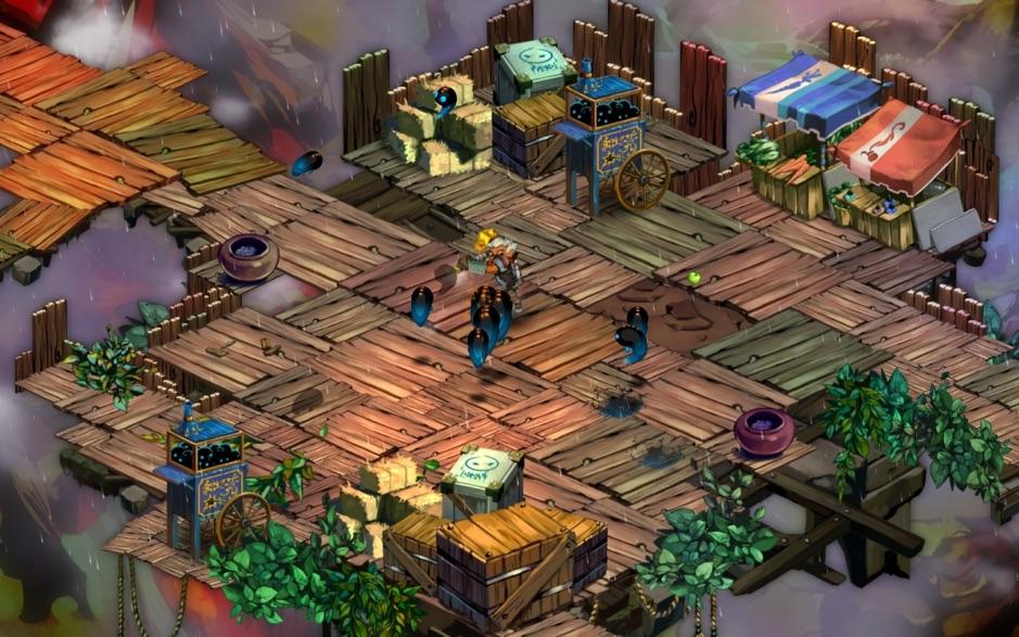 堡垒 Bastion 1.0 Mac 破解版 童话风格的动作冒险类游戏