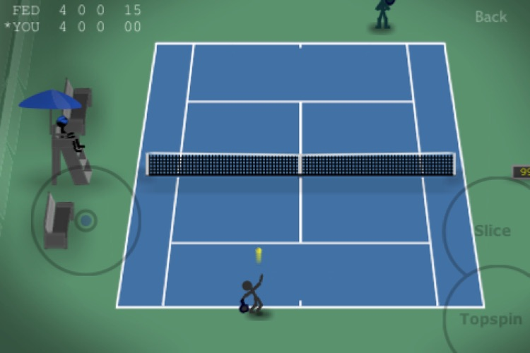 Tennis Tour screenshot-0