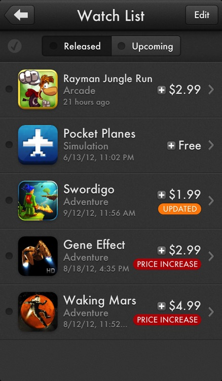 TouchArcade - The Best New Games screenshot-3