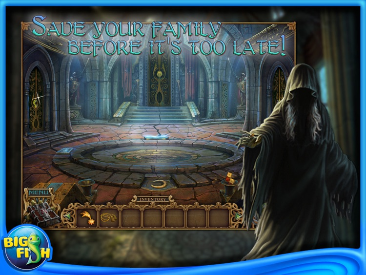 Spirits of Mystery: Amber Maiden Collector's Edition HD screenshot-4
