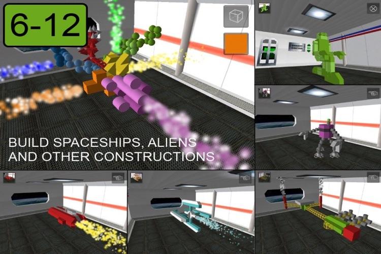3D Space Builder Lite