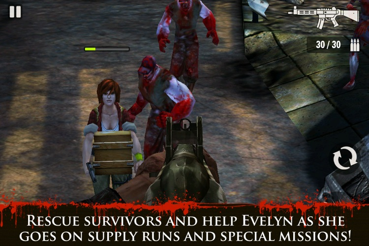 Contract Killer: Zombies screenshot-2