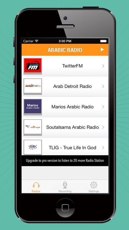 Arabic Radio Live