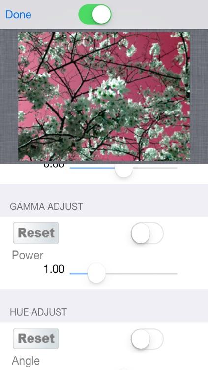 Serial Shot Camera with Filter Effect screenshot-4