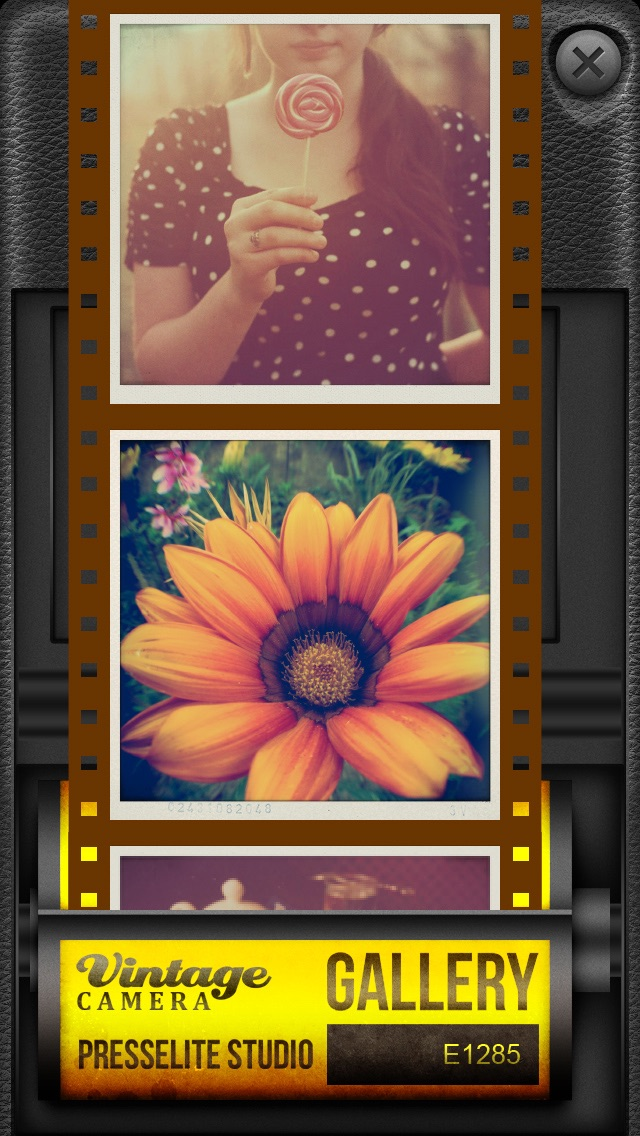 Vintage Camera Pro screenshot four