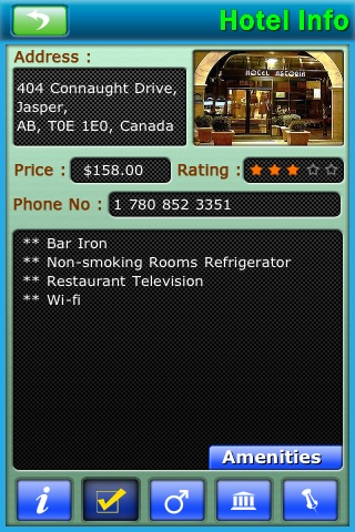 Jasper National Park-Offline Guide screenshot-4
