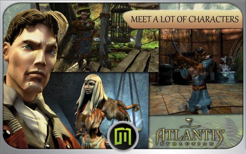Atlantis: Evolution screenshot 3