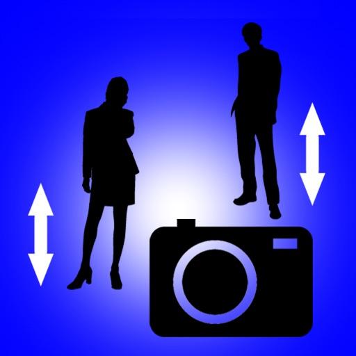 Great Legs Camera icon
