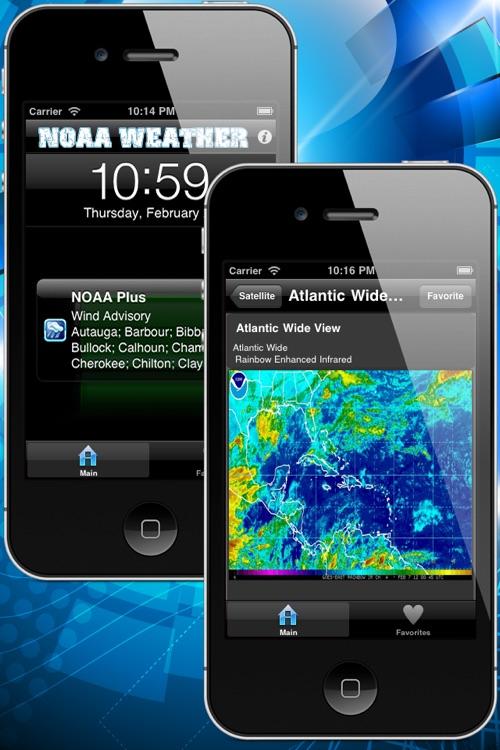 NOAA Weather Alert Plus