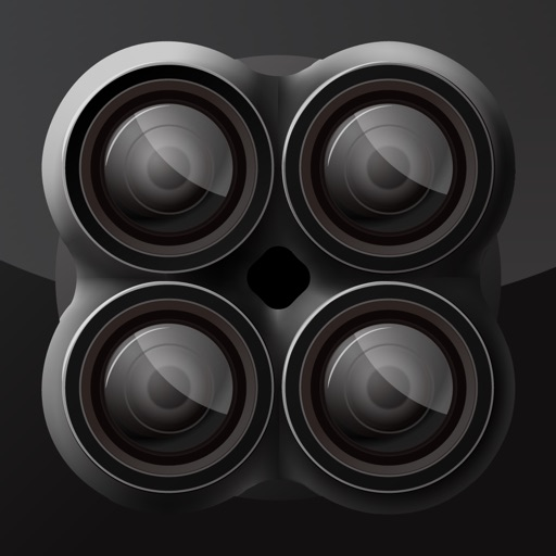 QuadCamera - MultiShot icon