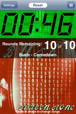 Power! Hour--- a round timer screenshot-3