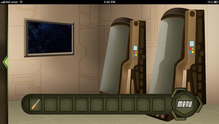 Escape - Trapped in Spaceship screenshot-4