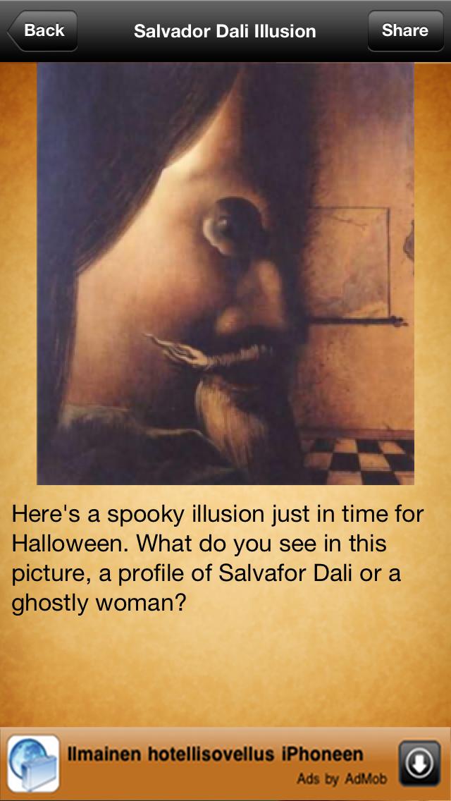 Optical Illusions!のおすすめ画像2
