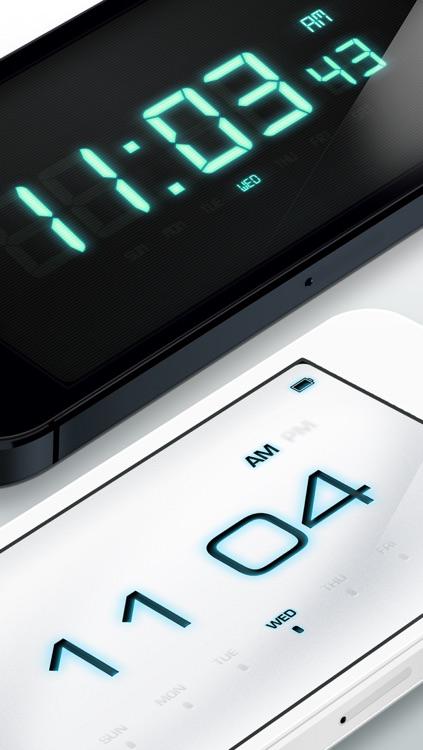 Night Stand HD 2 — The Original Alarm Clock screenshot-4