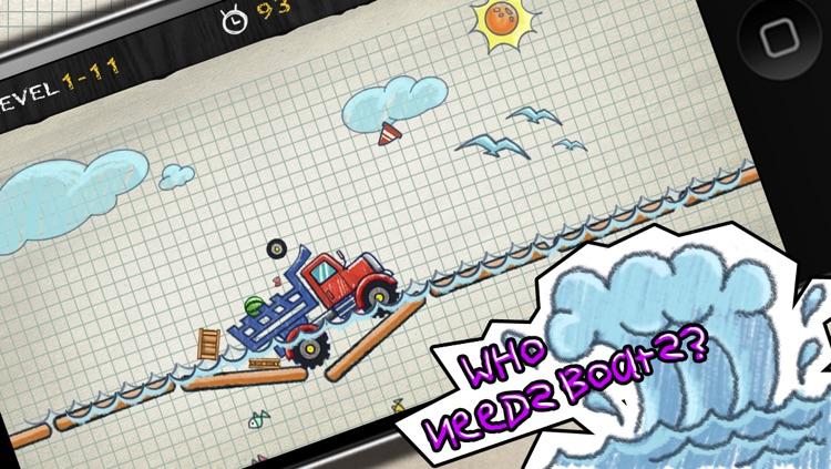 Doodle Truck 2 screenshot-3