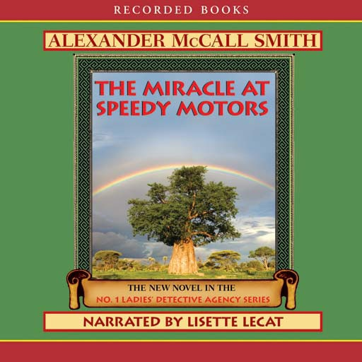 The Miracle at Speedy Motors (Audiobook)