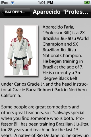 Brazilian Jiu-Jitsu: Open Guard screenshot-4