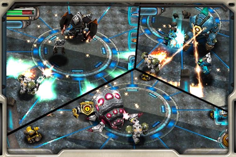 RobotNGun screenshot-3