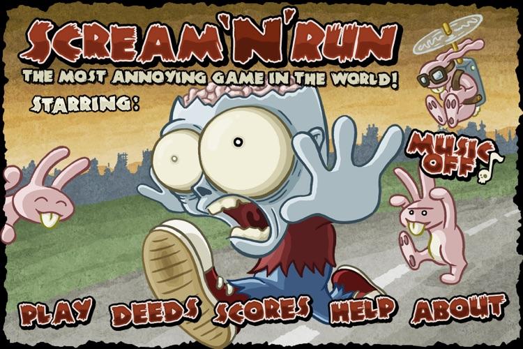 Scream`N`Run