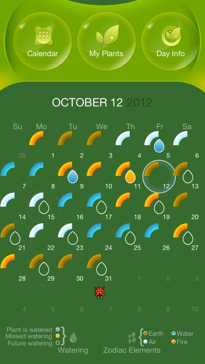 Moon Gardening Light - Grow Plants Better With Moon Phases screenshot-3