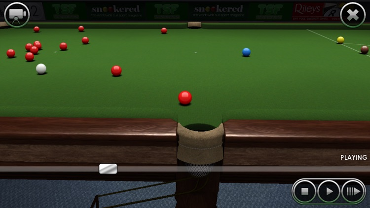 International Snooker 2012 Free screenshot-4