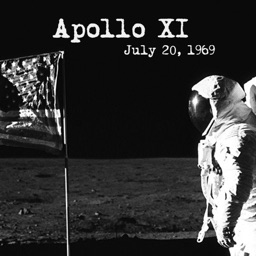 Apollo XI, July 20 1969 (pro)