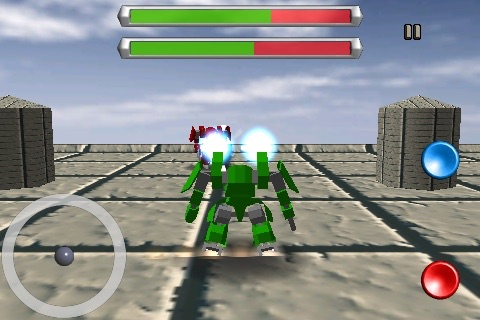 Mech Gladiator screenshot-2