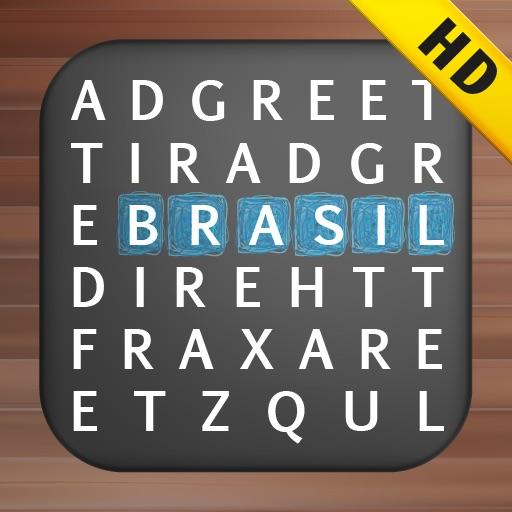 Caça-palavra do Brasil HD
