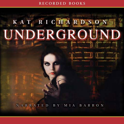 Underground: A Greywalker Novel (Audiobook)