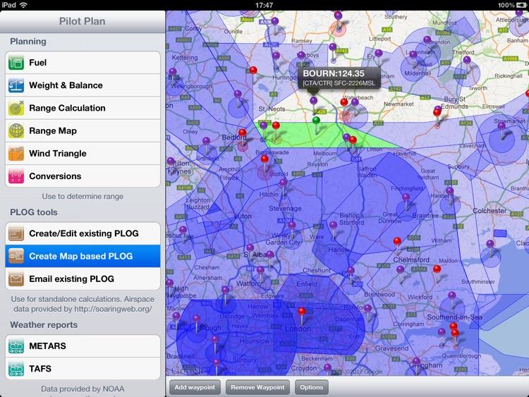 Pilot Plan VFR