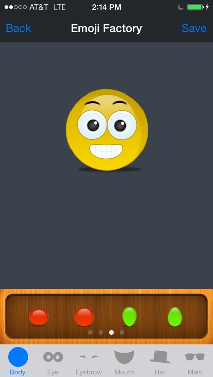Emoji Factory - Emoticon Icon Maker