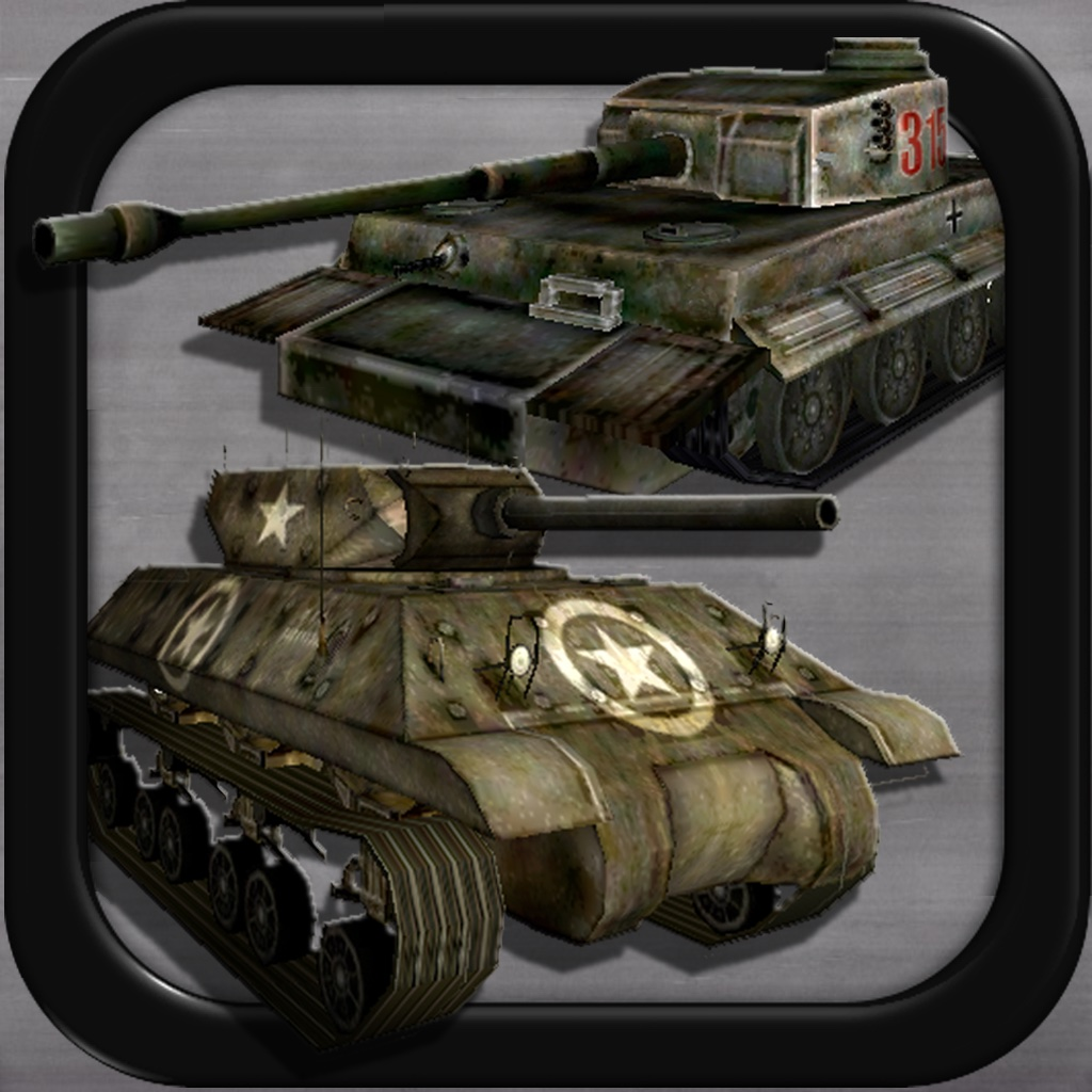 Tank Builder 3D Free - Design, Drive, and Shoot WWII Tanks