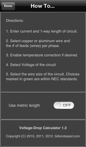 Voltage drop on the app store greentooth Image collections