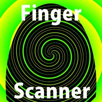 Good or Bad Touch - Fingerprint Scanner