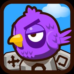 Ícone do app Tired Birds