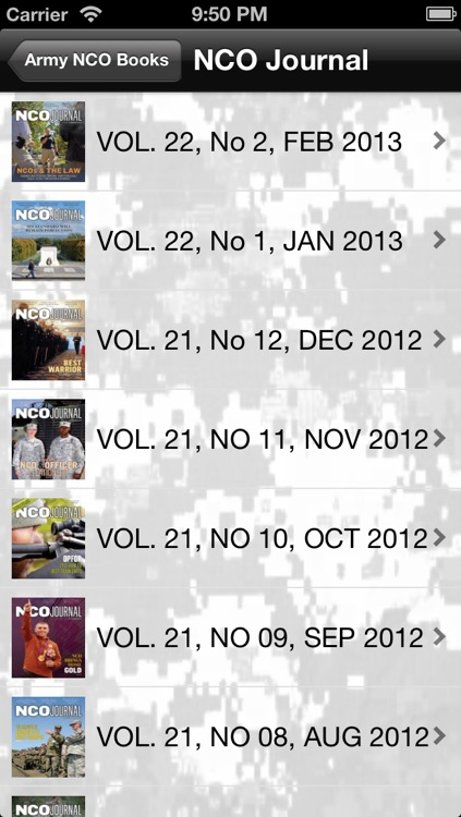 NCO Books screenshot-1