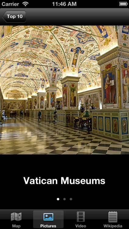 Vatican City : Top 10 Tourist Attractions - Travel Guide of Best Things to See screenshot-3