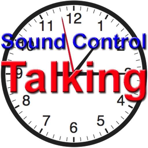 Sound Control Talking Clock Lite