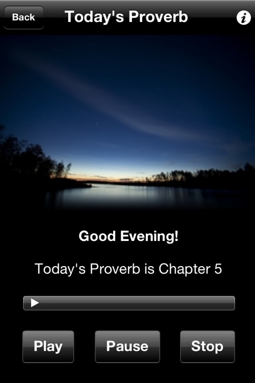 Bible Spoken screenshot-3