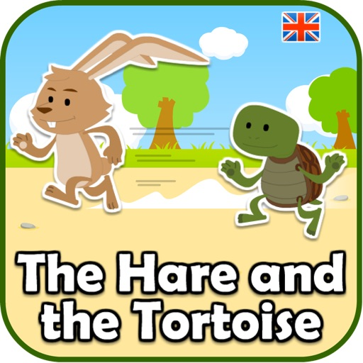 Kids Stories in English: The Hare and the Tortoise (UK English)