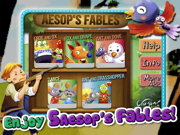 Aesop Fables HD